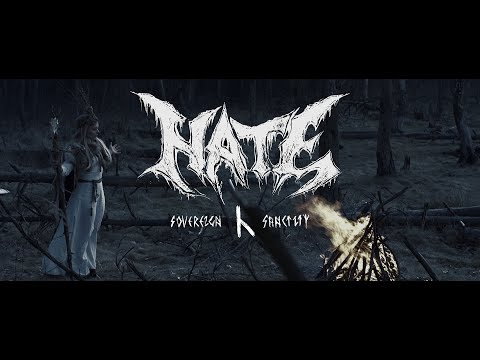 "HATE ""Sovereign Sanctity"" (OFFICIAL VIDEO)"