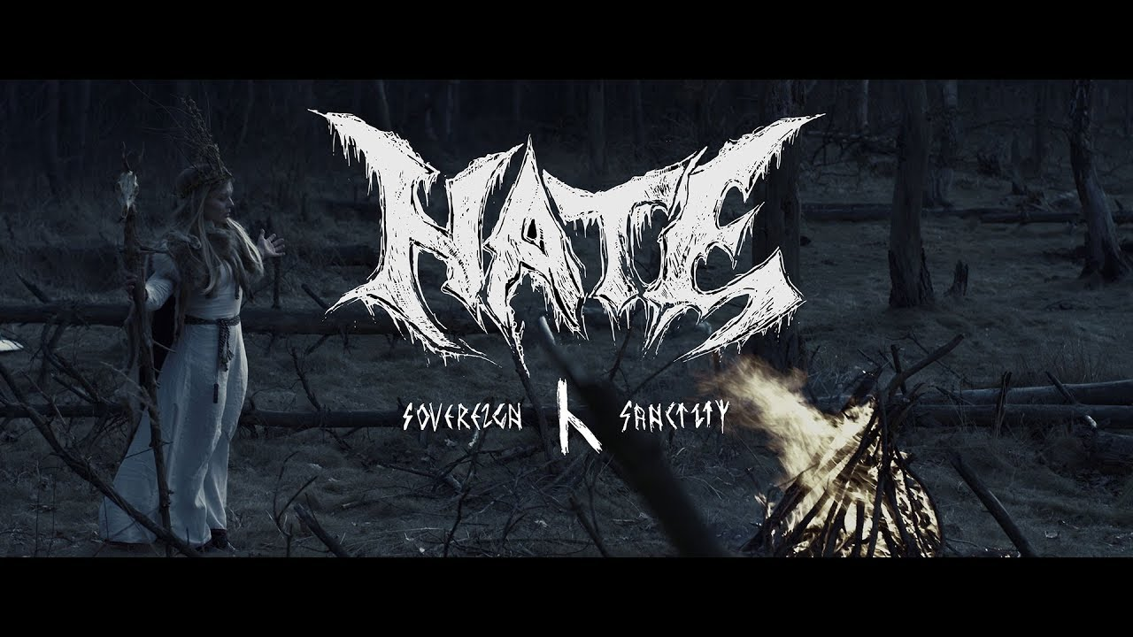 """HATE """"Sovereign Sanctity"""" (OFFICIAL VIDEO)"""