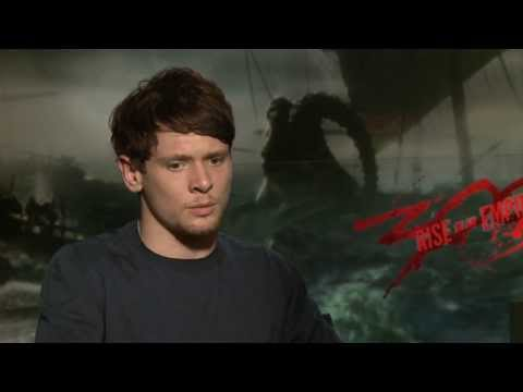300: Rise of an Empire: Jack O´Connell & Callan Mulvey Official Movie Interview Part 2 of 2