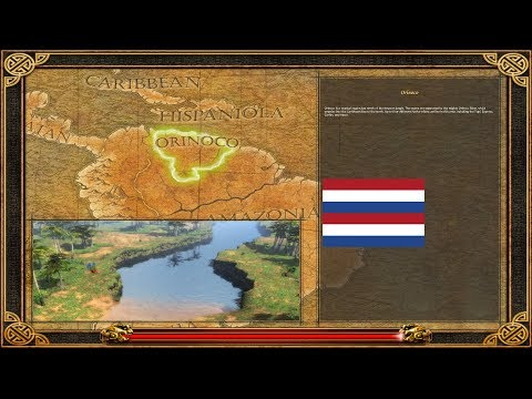 Age of Empires 3 - Orinoco Nr 55 - Dutch Economy 4K