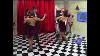 Tango Argentino - Programa Santa Receita - Cia La Luna de dança
