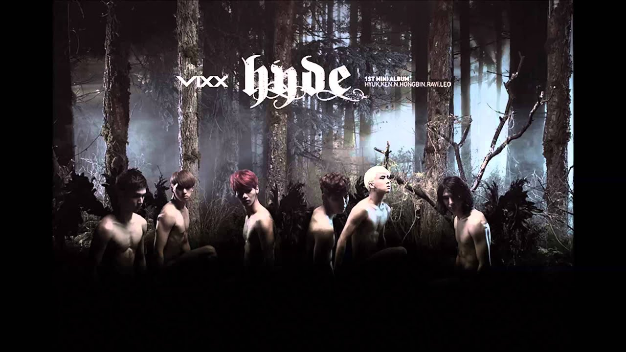 Vixx Wallpaper Hd Vixx 빅스 Hyde Full Album Youtube