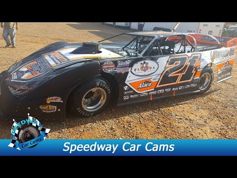 #21K Dakotah Knuckles - Super Late Model - 9-3-17 Tazewell Speedway - In Car Camera