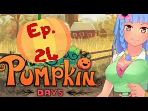 Tessa Has Dino Bones? - Pumpkin Days: Ep 24
