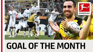 Paco Alcacer - October 2018