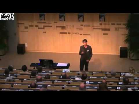 Brian Cox Lecture CERN Particle Physics