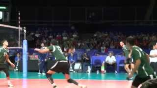 Positivo debut de México en la Liga Mundial de Voleibol