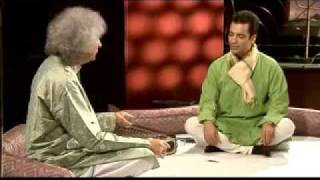 Art Talk - Pandit Shiv Kumar Sharma (Santoor Maestro) Part 1 of 2