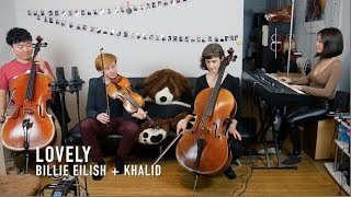 LOVELY | Billie Eilish + Khalid || JHMJams Cover No.334 Video
