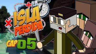 QUÉ BONITA MI GRANJITA!! - Episodio 5 | LA ISLA PERDIDA | Minecraft Survival Mods Serie