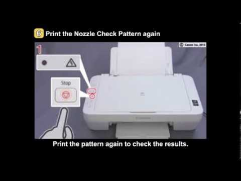pixma-mg2420/mg2520:-uneven-printing,-faint-printing