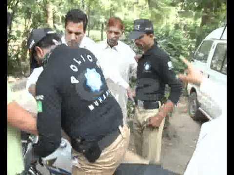 DG Anti Corruption Raid & Bribe Muhafiz Squad Redhanded Arrest Pkg By Rizwan Naqvi City42