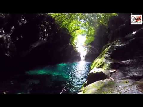 Canyoning Rivière Langevin - V3 A4 EII