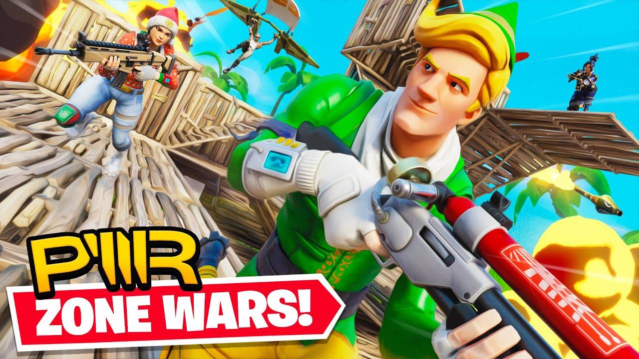 Download $1000 PWR Zone Wars Tournament!