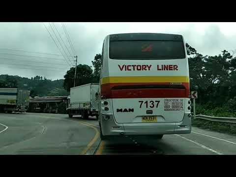 Victory Liner Spotting @ Santa Fe Nueva Vizcaya