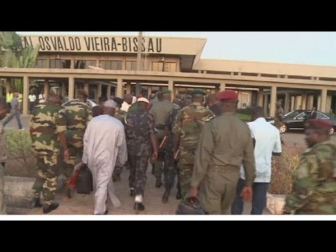 Ecowas force to leave Guinea Bissau
