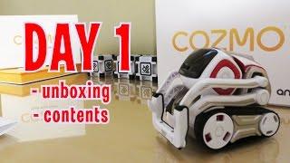 Cozmo - Day 1: Unboxing Anki