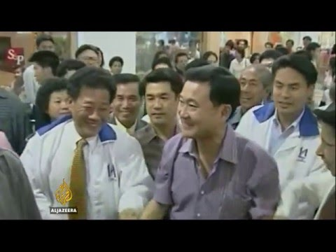 Exiled Thai Ex-prime Minister Thaksin Says He Fears For His Life