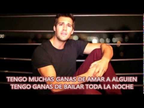 JAMES MASLOW LOVE SOMEBODY COVER MAROON 5 ) SUBTITULADO