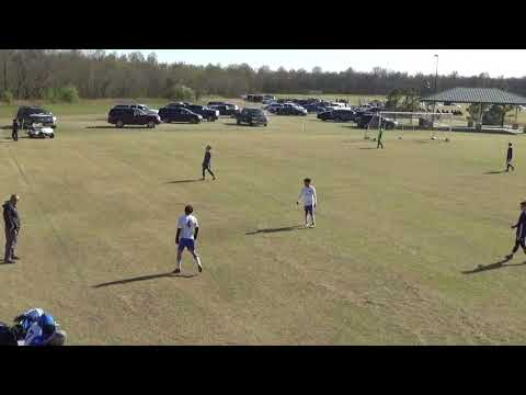 FCD ETX 02B Premier vs Sporting LS Academy Lexus cup 4/15/18 First half