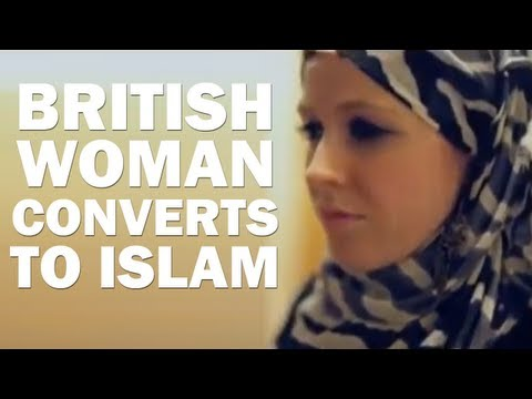 BRITISH GIRL CONVERTS TO ISLAM & CRIES - Street Dawah from YouTube · Duration:  10 minutes 16 seconds