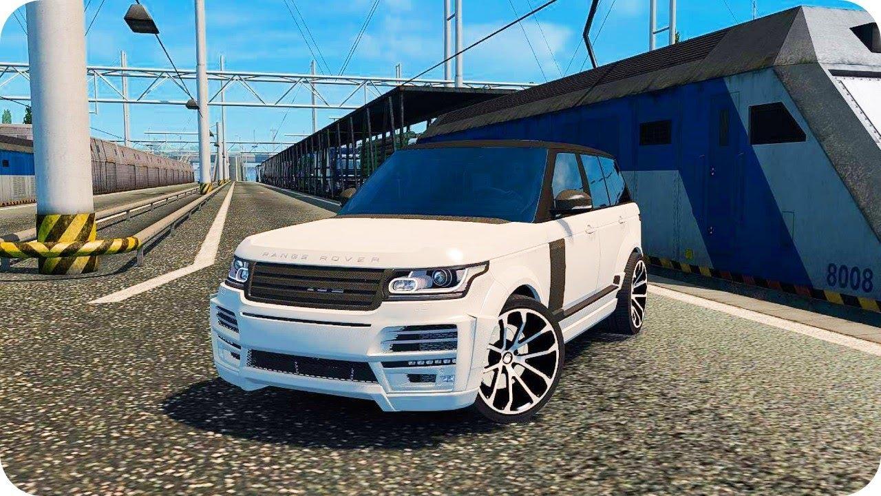 2018 Range Rover Startech Ets2 1 30 Euro Truck Simulator 2 Youtube