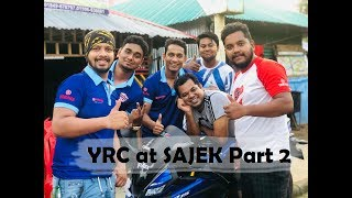 Sajek Tour | Yamaha Riders Club | Part TWO