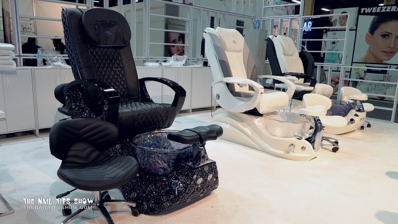 Whale Spa introduces Crane Model at CosmoProf 2017  sc 1 st  YouTube & Whale Spa introduces Crane Model at CosmoProf 2017 - YouTube