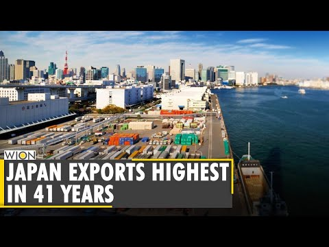 Japan's May exports log sharpest rise in 41 years   Business and Economy   Latest World English News