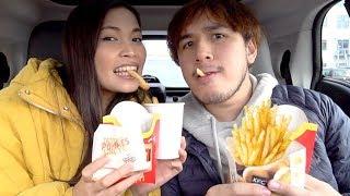 welche Pommes schmecken am besten? (McDonalds, Burgerking, KFC, Five Guys)