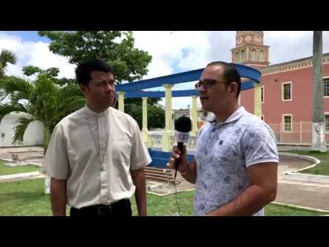 Entrevista com o Padre Erivaldo Melo
