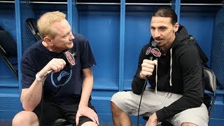 Baixar Kevin interviews Zlatan Ibrahimović