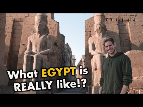 What Egypt is REALLY like - Our HONEST Thoughts!