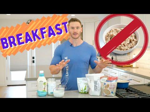 Breakfast Alternative - 3 Minute Keto Oatmeal Recipe