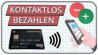 Kontaktloses Bezahlen per NFC - Wie sicher ist es & wie funktioniert es? inkl.  Sicherheittipp