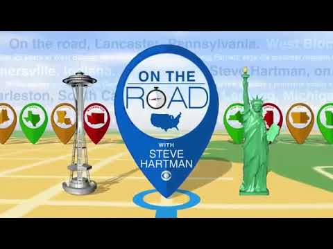"""STEVE HARTMAN ON THE ROAD. """"A LESSON IN FORGIVENESS"""".."""
