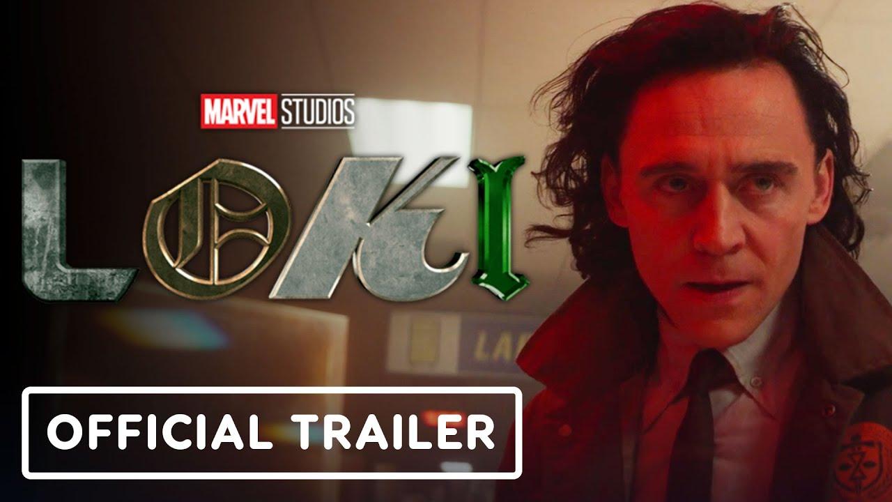 Download Marvel Studios' Loki - Official Trailer 2 (2021) Tom Hiddleston, Owen Wilson