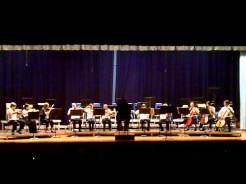 Lombardi Middle School Chamber Orchestra Winter Concert 2011