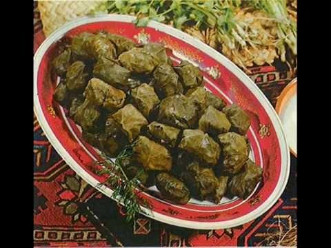 Azərbaycan Yeməkləri (Azerbaijani food)