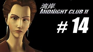 "Midnight Club II Walkthrough Part 14: Parfait ""Midnight Club 2"" PC Gameplay (HD)"