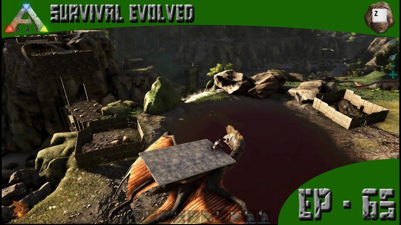 Fat Frog's Swamp Gas Gaming: 2017   Ark Beaver Dam