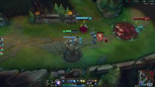 The most boosted League of Legends game on the internet(A guy and his friend play a