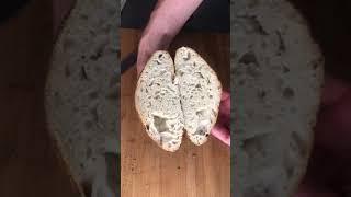Воздушный Хлеб на Закваске Рецепт в профиле SHORTS