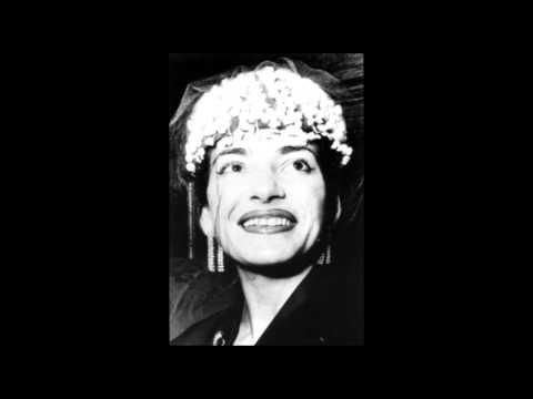 Pro nube dive Dei custodi - Medea , Maria Callas