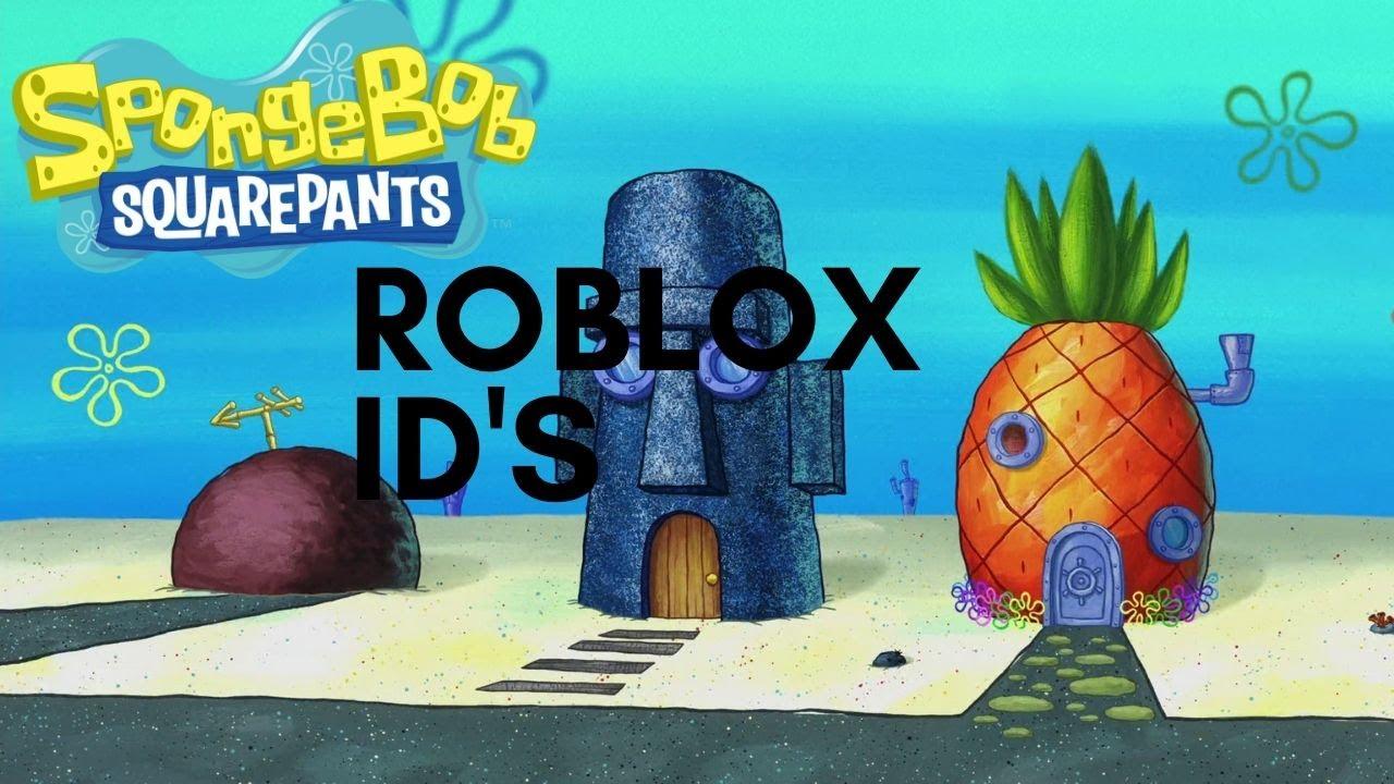 Really Loud Violin Roblox Id Spongebob Roblox Id S Part 2 Youtube