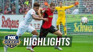 SC Freiburg vs. Bayer Leverkusen   2018-19 Bundesliga Highlights