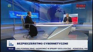 Rozmowy niedokończone: Bezpieczeństwo cybernetyczne