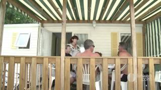 Camping du domaine de l'orée : Hébergeur en camping à Olonne