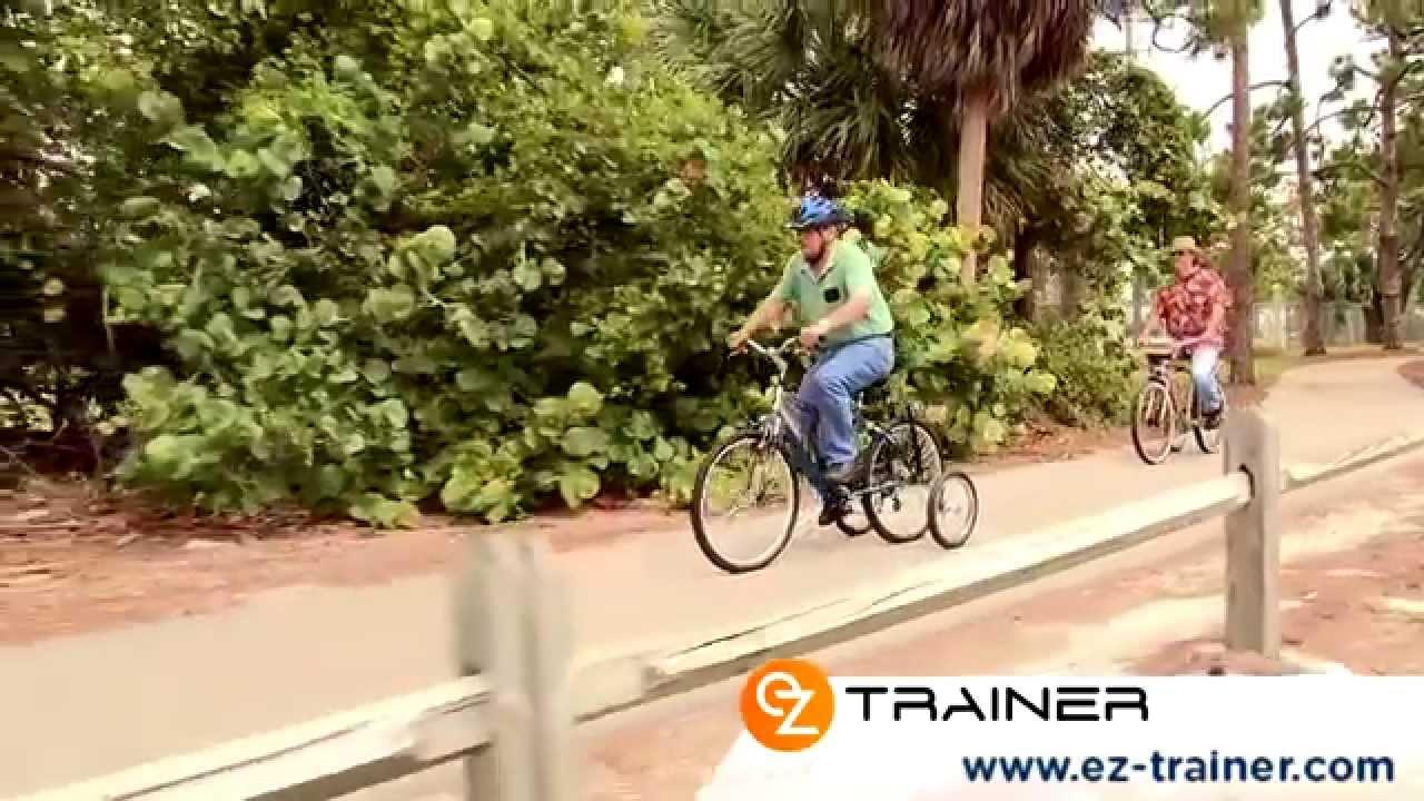 roue stabilisatrice v u00e9lo adulte ez trainer senior