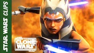 NEW The Clone Wars Season 7 Trailer (Star Wars Celebration 2019)   Star Wars Clips